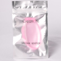 Beauty Creations: Silicone Sponge - Pink