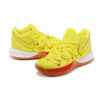 Nike Kyrie 5 EP Yellow Size 36-46