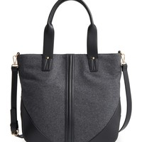 Sole Society Flannel Tote   Nordstrom