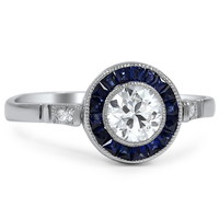 Platinum The Hailee Ring