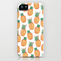 Pineaple express iPhone & iPod Case by Marcelo Romero