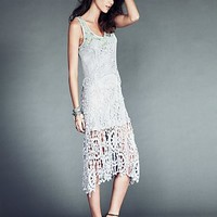 Free People Womens Debbie's Limited Edition Dress