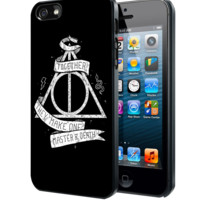 Deathly Hallows D Samsung Galaxy S3 S4 S5 Note 3 , iPhone 4 5 5c 6 Plus , iPod 4 5 case