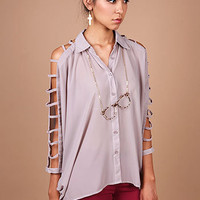 Cage Limbo Shirt - Button Down Shirts at Pinkice.com