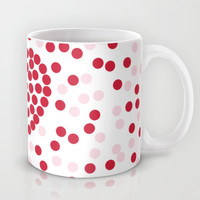 giving hearts giving hope: dots Mug by Vy La