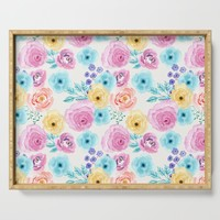 Lisa Serving Tray by sylviacookphotography