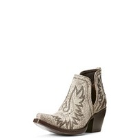 Ariat Women's Dixon Western Boot~ Blanco #10027284