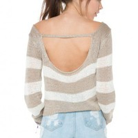 Brandy ♥ Melville |  Mariam Sweater - Just In