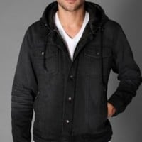 UrbanOutfitters.com > Obey Wasted Youth Jacket