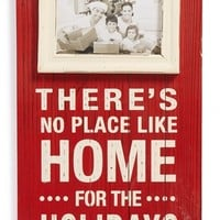 Infant Mud Pie 'No Place Like Home' Picture Frame (4x6)
