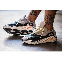 Adidas Yeezy Boost 700 street fashion men and women wild sports shoes 1#