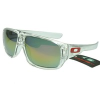 Summer AUthentic Oakley Sunglasses Unisex Eyeglass White Grey Glass