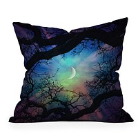 Shannon Clark Fairytale Throw Pillow