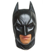 Latex Scary mask Costume Halloween Deluxe Batman Party masks