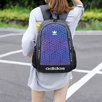 womens laser  Adidas knapsack backpack bookbag