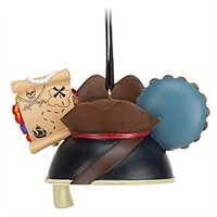 Pirates of the Caribbean Ear Hat Ornament   Disney Store