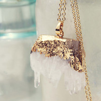 Crystal Aura Necklace