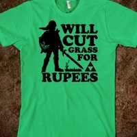 Cut Grass for Rupees