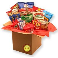 Healthy Food Gift: Healthy Choice Care Package