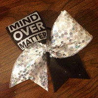 Mind Over Matter Cheer Bow