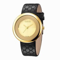 GUCCI Ladies Men Fashion Quartz Watches Wrist Watch-62