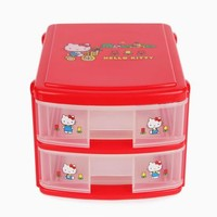 Hello Kitty 2 Drawer Chest: Tulip Collection