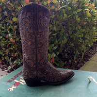 Alexa Choco Gypsy Rose Boot