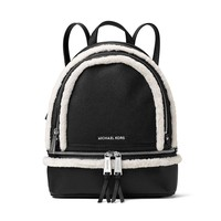 MICHAEL Michael Kors Signature Rhea Medium Backpack
