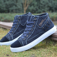 2016 New Shoes Fashion Spring/Summer Breathable Men Casual Shoes
