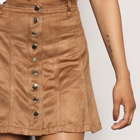 Natural Instinct Mini Skirt - Almost Famous Sale at Gypsy Warrior