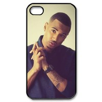 Trey Songz Iphone 4/4S Case Plastic Back Case for Iphone 4/4S