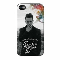 Panic At The Disco Poster iPhone 4 Case