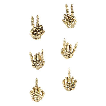 PETOSA - accessories's earrings women's accessories for sale at Little Burgundy Shoes.