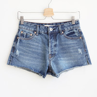 Lottie Denim Shorts