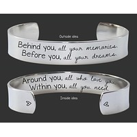 Within You All You Need Bracelet