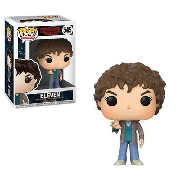 Eleven Season 2 Funko Pop! Television Stranger Things
