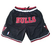 NBA Chicago Bulls Just Don Shorts