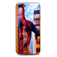 Spider Man Web Action For iPhone 5   5S Case