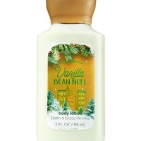 Travel Size Body Lotion Vanilla Bean Noel