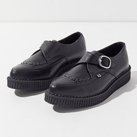 T.U.K. Pointed Monk Buckle Creeper | Urban Outfitters