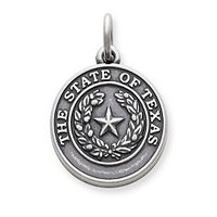State Seal of Texas Charm | James Avery