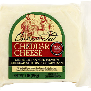 Unexpected Cheddar