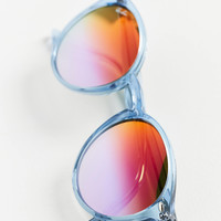 Ray-Ban High Street Gradient Round Sunglasses | Urban Outfitters