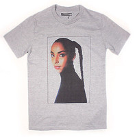 SADE - T-Shirt - GREY - soul uk adu singer