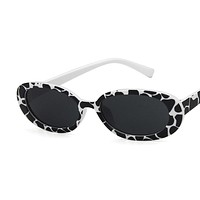 Top Quality Women Small Frame Vintage Cat Eye Sunglasses Sun Shades Glasses Street Eyewear Trending Sunglasses