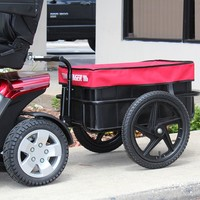 Scooter Trailer J2800 - Challenger Accessories Scooter Trailer   TopMobility.com