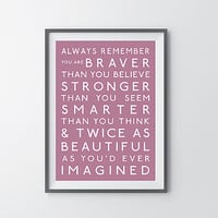 'Always Remember' Poster