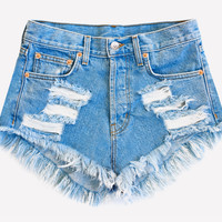 Keepers Stone Boyfriend Shorts