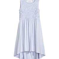 H&M Jersey Dress with Lace $14.99