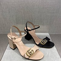 GUCCI gg Fashion casual sandals